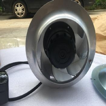 德国洛森DKHR500-4SW.155.6HF无蜗壳散热风机