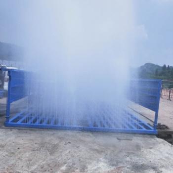重庆江北绿色环保建筑工地自动冲洗设备
