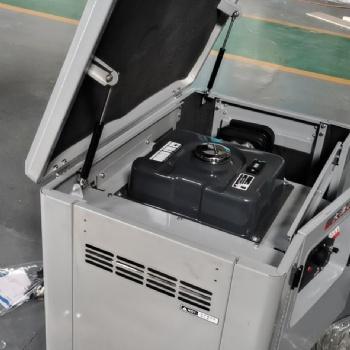 2000米高原使用8kw静音柴油发电机