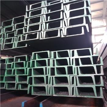 张家界PFC澳标槽钢,进口热轧槽钢,库存充足