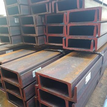 PFC澳标槽钢,直腿槽钢,机械制造专用
