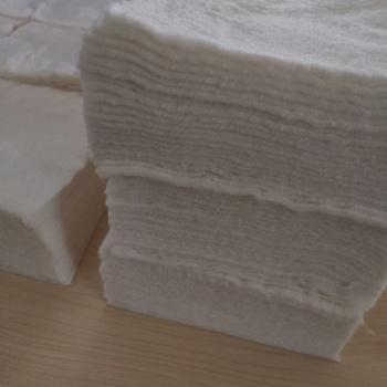 优质吸水棉 吸水棉片针刺吸水棉 可定制各类吸水棉片
