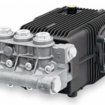 高压水清洗机 高压柱塞泵 调压阀 安全阀 压力表