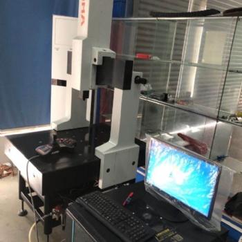 清远供应二手海克斯康三次元 croma543 工具显微镜 三维扫描仪