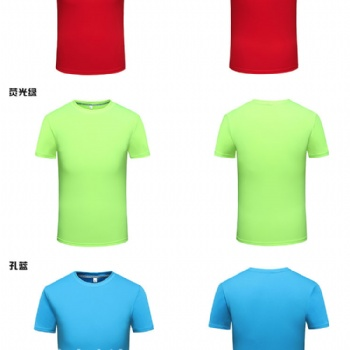 南京男式圆领T恤定制-南京夏季吸汗T恤生产厂家-南京全棉套头衫定制