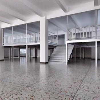 长沙中艺美装饰-现代化厂房