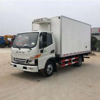 江淮冷藏车,江淮蓝牌冷藏车,4.2米冷藏车