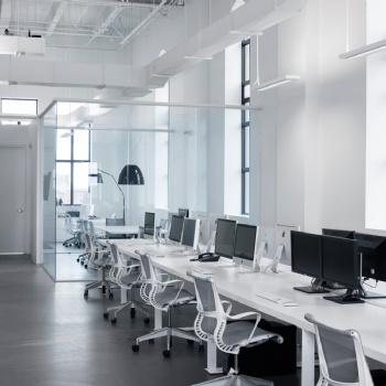 长沙办公室装修设计-中艺美装饰