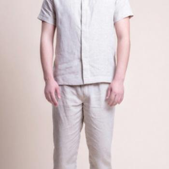 南京纯色衬衫定制-南京亚麻衬衫定做价格-南京衬衫定做工厂