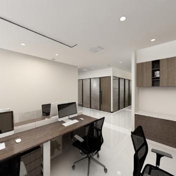办公室装修-长沙中艺美装饰