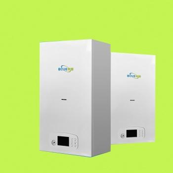 未蓝40KW燃气壁挂炉 家用热水供暖设备L1PB40-WLHB农村煤改气