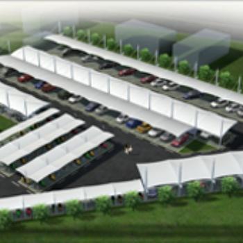 我们提供膜结构建筑全套服务,充气膜、储煤棚、反吊膜、在、张拉膜、球幕、水袋等建筑做专门的设计和修建