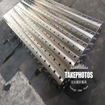 泊头市建新铸造量具 专业生产铸铁平台 三维柔性焊接平台 三坐标平台