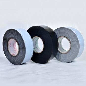 厂家迈强牌0.5mm聚乙烯防腐胶带 薄胶型管道防腐带