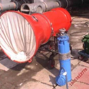 鸿奕BGP -400煤矿用高倍数泡沫灭火装置灭火快 移动型泡沫灭火装置
