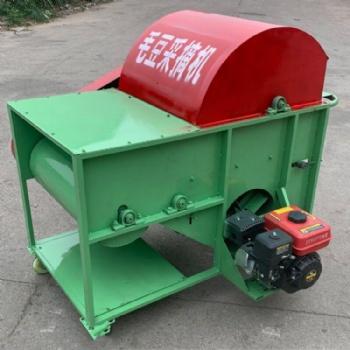 枝秧分离毛豆采摘机 家用毛豆采摘机 青毛豆采摘机
