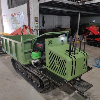 集英山地履带运输车 复杂路况运输