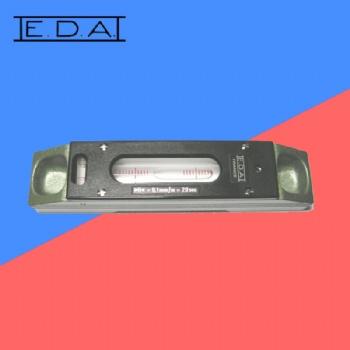 法国EDA水平仪 61R气泡式水平尺 维修角度仪