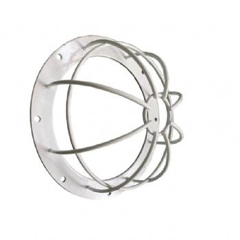 铁线防护灯罩 灯具防爆灯罩 灯具防护网罩
