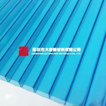 大鹏新区顶棚湖蓝色阳光板批发|价格|厂家