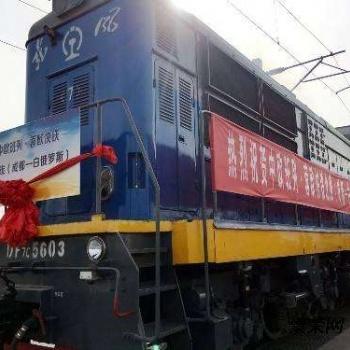 铁路进口荷兰至上海门到门物流服务,报关报检
