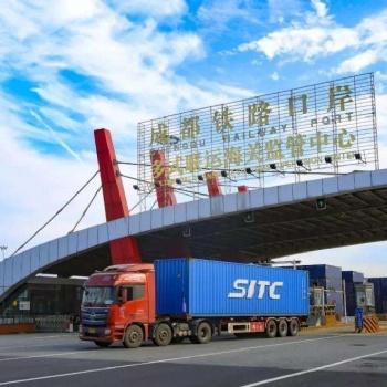 卢森堡铁路进口到上海国际物流