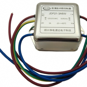 电子滤波器的选型和使用