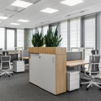 合肥办公室装修,根据企业情况和客户需求合理设计