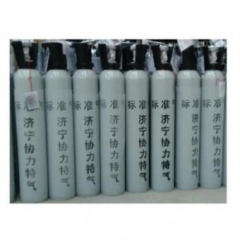 济宁协力供应贵州地区八组分标准气体 二级标准物质标准气
