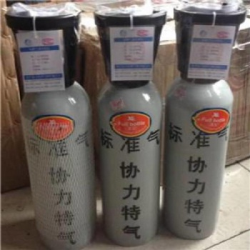 济宁协力供应江西地区检测校验类标准气体 甲烷标准气价格