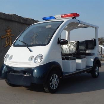 广东中山电动巡逻车 8座 敞篷款