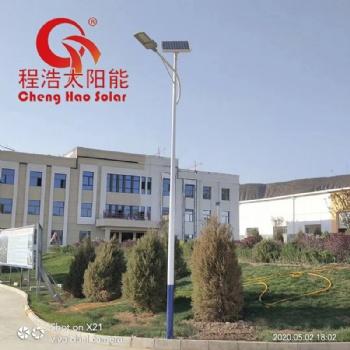 甘肃兰州 定西 酒泉 威威太阳能路灯 工厂太阳能路灯 路灯亮化