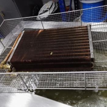 苏州环保型溶剂除油非标单槽式超声波清洗机定制加工