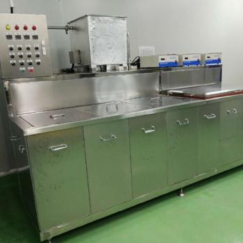 苏州背光板环保型水溶剂除油污灰尘非标超声波清洗机定做加工