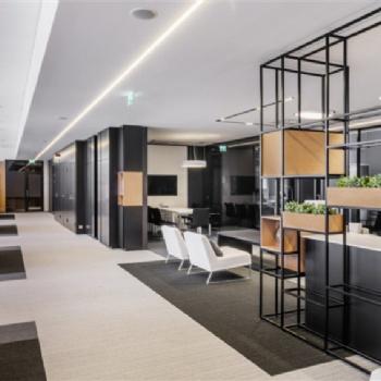 合肥办公室装修设计,做好前期规划,方便后期施工