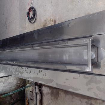 苏州定做带材线材环保型水溶剂在线除油超声波清洗机