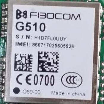 G510无线GSM通信模块
