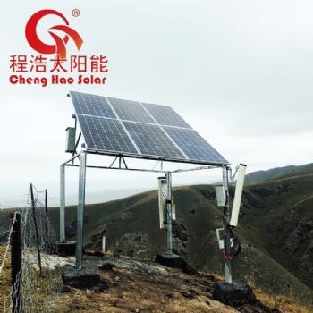甘肃兰州 甘南移动塔太阳能供电系统 兰州信号塔太阳能发电机
