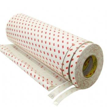 出售原装正品3M9888T白色棉纸双面胶带
