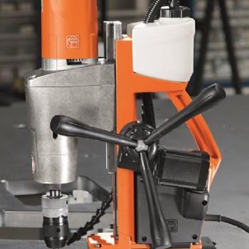 泛音磁力钻KBE 35,小巧轻便 高空施工钻孔