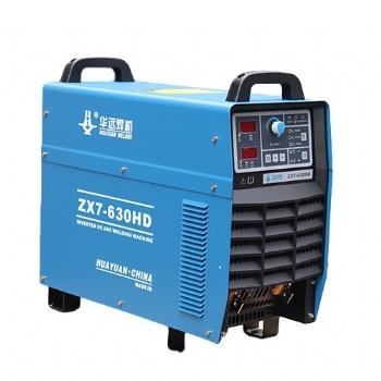 华远逆变式直流弧焊机ZX7-630HD数字化软开关重工业焊机