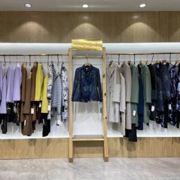 萨侬北京奢侈品牌滕氏旗下子品牌 女装折扣实体店货源 直播热销货源