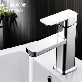 潜水艇卫生间洗脸盆面盆水**冷热水单孔台上盆台洗手盆**