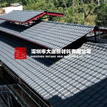 龙华区不锈钢雨棚屋面树脂瓦批发厂家电话