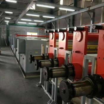 全自动凹版电镀线 凹版电镀自动线-湖北典强机械设备有限公司