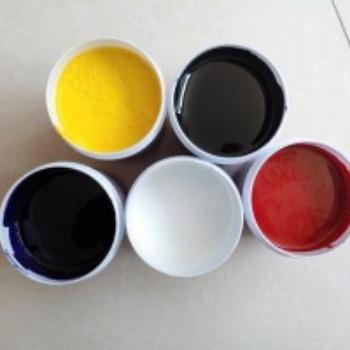尼龙加玻纤丝印UV油墨
