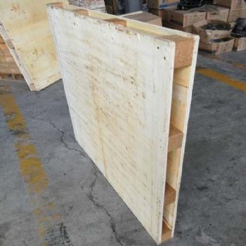 青岛高新区价格木托板四面进叉 化工品木托承重好送货上门