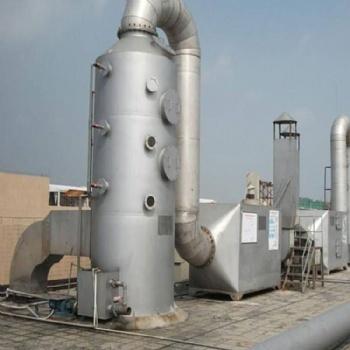 厂家直供烟气脱硫脱硝塔 高品质玻璃钢材质