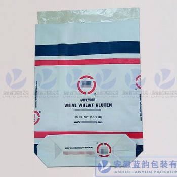 25kg面粉包装袋制造商,25kg面粉包装袋生产厂家,安徽蓝韵包装厂