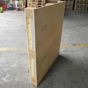 青岛托板厂家 出口化工品用木托盘免熏蒸材质放心使用